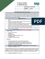 Plano de Ensino Sociologia- 2º Trimestre de 2020 - 3ª Série Do Ensino Médio (3)
