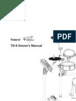 TD-9 Manual