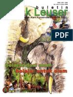 Buletin Jejak Leuser edisi 13