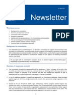Boundary Commission for England Newsletter 3