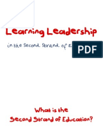 Learning Leadership in Web-Based Education