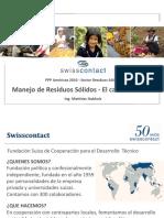 Manejo de Residuos Sólidos El Caso de Bolivia