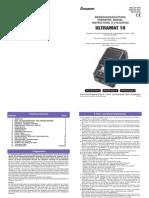 Graupner Ultramat 10 Manual