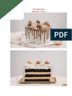 Торт -Капучино-