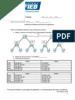Avaliação de Arquitetura de Redes de Computadores (6)