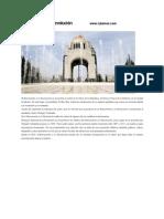 Rutamex Artículo Monumento a la Revolución México Publicación 19 en Scribd