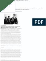 Robecco sul Naviglio - Mezzo secolo di storia per la TAM