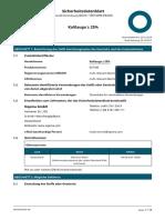 Kalilauge 50% Oqema SDB 2019