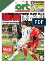 Sport [broj 1584, 19.4.2011]