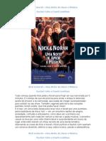 Nick & Norah – Uma Noite de Amor e Música - Rachel Cohn e David Levithan
