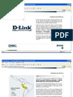 d-link dbc