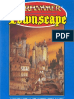 Games Workshop - Warhammer Townscapes (1988)