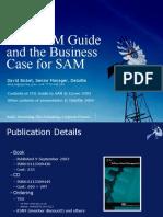 ITIL SAM Guide and the SAM Business Case - BCSCMSG 17 Mar 2004 v2