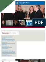 Criminal Justice Update - Spring 2011