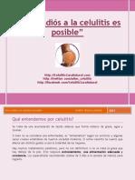 Como eliminar la Celulitis en las Piernas y en los Gluteos