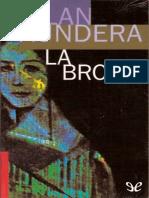 La Broma Milan Kundera