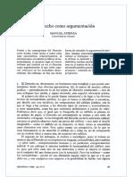Atienza - El Derecho Como Argumentacion (1)