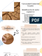 IDENTIFICACIÓN DE SUELOS EXPANSIVOS