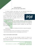 Cachaça Brasileira Manual atualizado nov-09