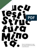 Ghid Spatii Publice Bucuresti Centrul Vechi