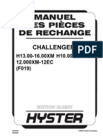 hyster f019