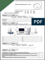 Test Diagnostique TC