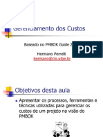 pmbok-custos