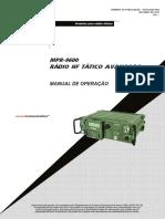 Mpr 9600 - Operação -Pt Br