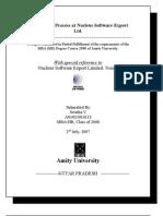 Summet training report (1)