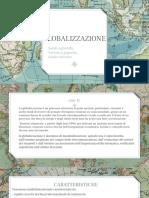 La Globalizzazione -1-11
