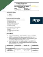 PROCEDIMIENTO N- 02 - DESATADO DE ROCAS EN LABORES HORIZONTALES