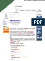 Creating a domain checker
