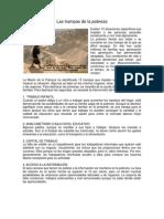 Las Trampas de La Pobreza Revista Semana 2006