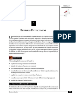 components of business enviorment