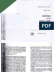 Metodologia en Las Ciencias Sociales - Alfredo Tecla
