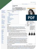 Paramahansa Yogananda - Wikipedia