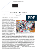Desvendando a Mente Estética - Scientific American Brasil