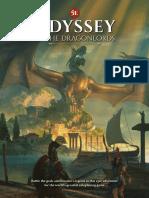 Dungeons & Dragons 5е_Одиссея Повелителей Драконов (Ролбук)