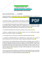TAREF VALENDO NOTA PARA P1. PRINCÍPIOS IRRETROATIVIDADE e ISONOMIA. SABBAG (1)