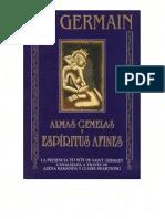Saint Germain Almas Gemelas y Espiritus Afines