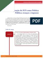 POLITICAS DE SAUDE