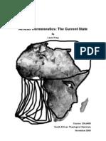 african hermenutics
