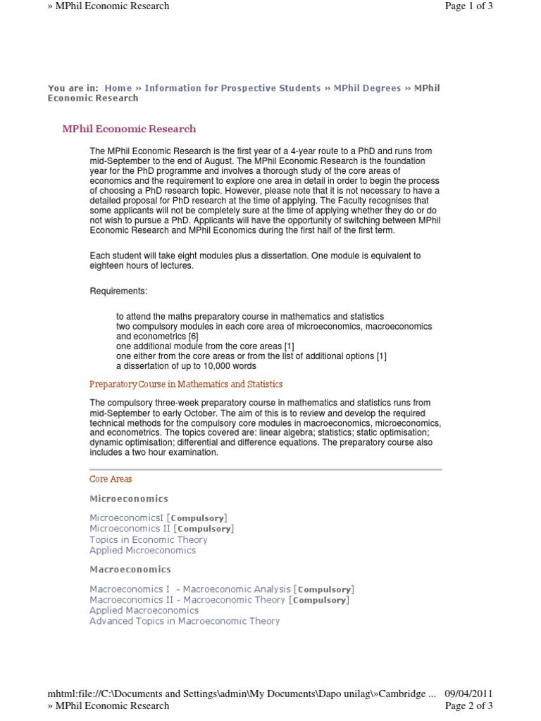 Cambridge phd thesis search