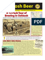 A 12-Pack Tour of Brewing in Oshkosh
