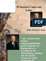 3181329 O Sucesso Como Um Lider Elder Robert D Hales