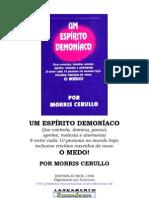 Morris Cerullo - um esprito demonaco - medo
