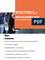 Baccalaureat Francais