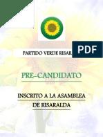 PERFIL ELKIN GUTIERREZ. CANDIDATO A LA ASAMBLEA DE RISARALDA