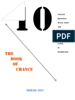 Mihai 2007. THE BOOK OF CHANCE