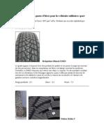 Test pneu d'hiver VUS 2007 -1476